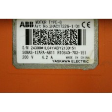 ABB Servo Motor 3HAC17326-1/01